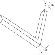 S-349 (Aluminum) corners